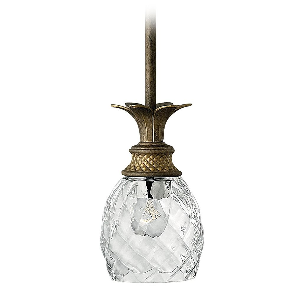 decorative mini pendant 5317pz destination lighting
