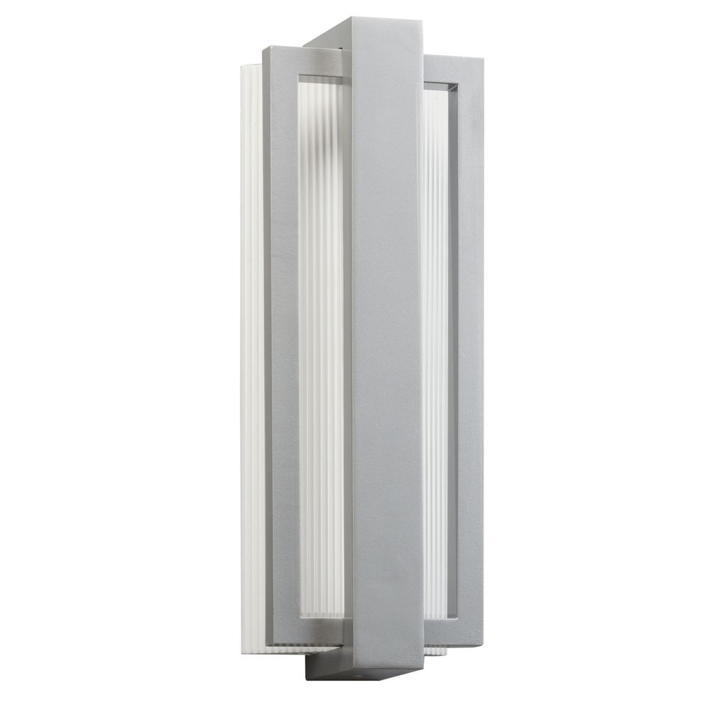 Kichler Lighting Sedo Platinum LED Outdoor Wall Light 49434PL Destination