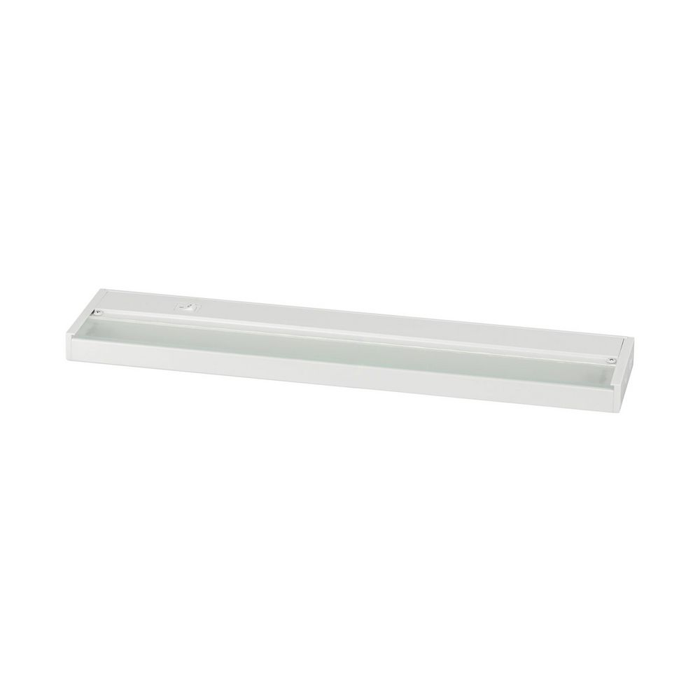 Under Counter Lighting Led Direct Wire: 18-Inch LED Under Cabinet Light Direct-Wire 3000K 120V