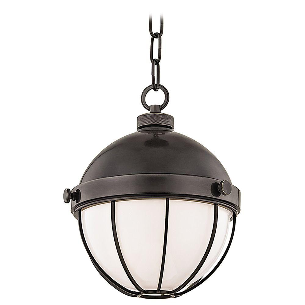 mid century modern mini pendant light bronze sumner by. Black Bedroom Furniture Sets. Home Design Ideas