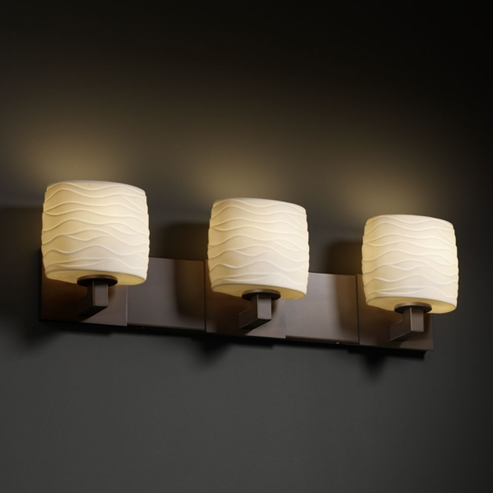 justice design group bathroom lighting justice design limoges collection bathroom light 23570