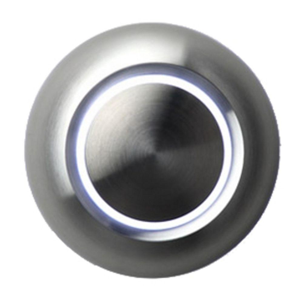 Led Illuminated Doorbell Button Tdb W Al Destination