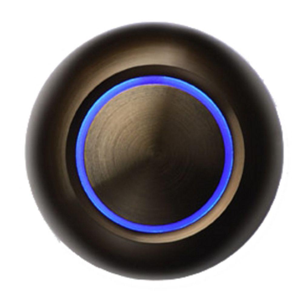Led Illuminated Doorbell Button Tdb B Bz Destination