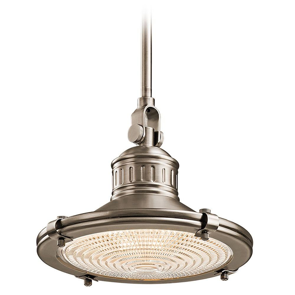 Kichler Lighting: Kichler 10-Inch Vintage Style Mini-Pendant