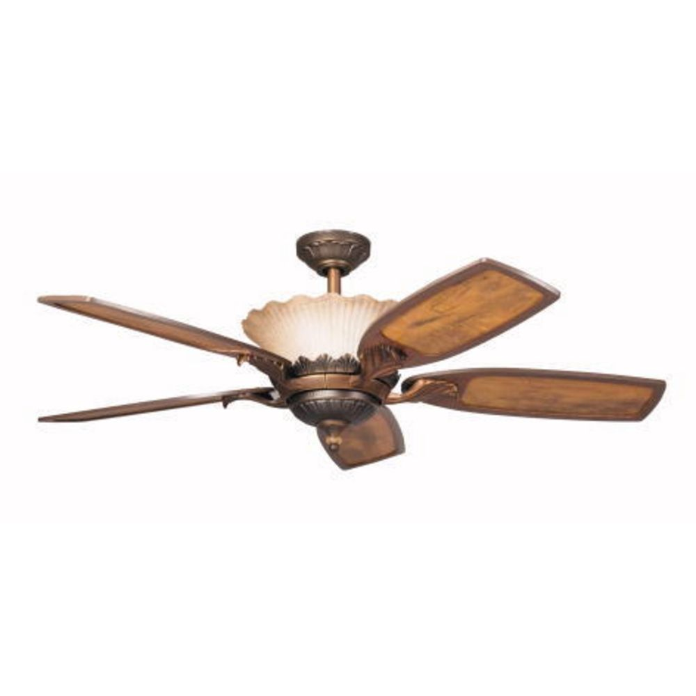 Kichler 52 Inch Ceiling Fan With Light Kit