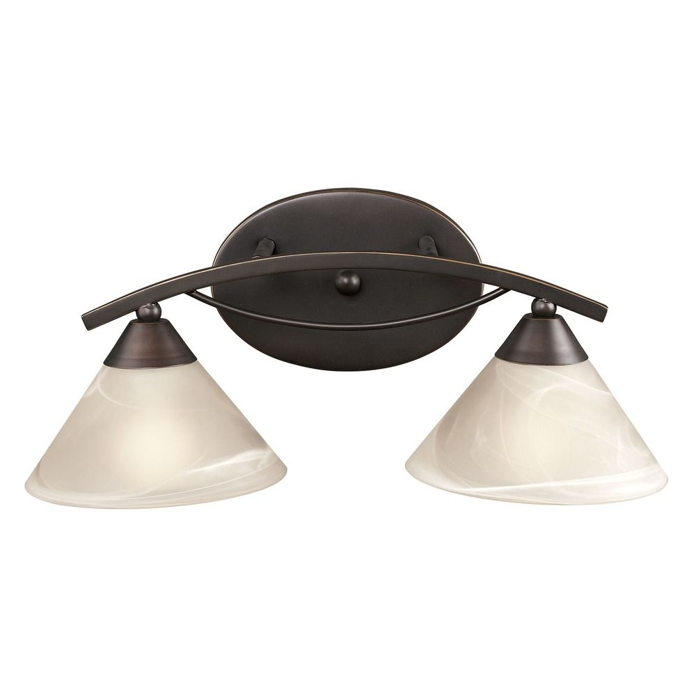 Amazing  Lighting Trimalchio 3Light Oil Rubbed Bronze Cylinder Vanity Light At