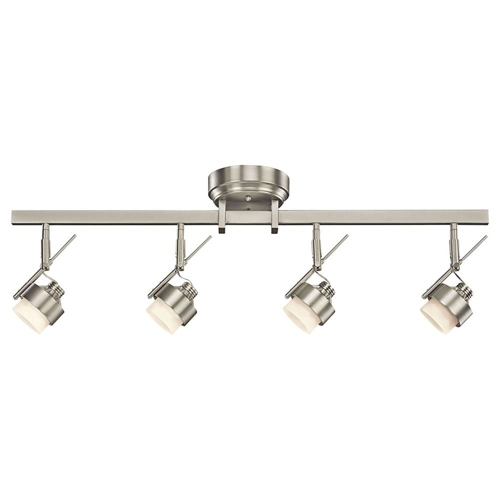 Kichler Modern LED Directional Spot Light In Brushed Nickel Finish 10326NI