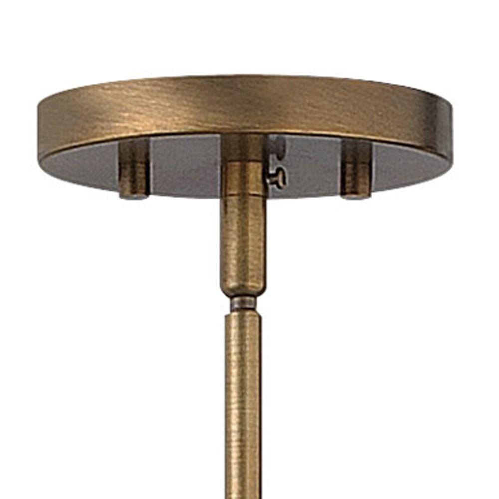 fulton 5 light kitchen island pendant by hinkley lighting