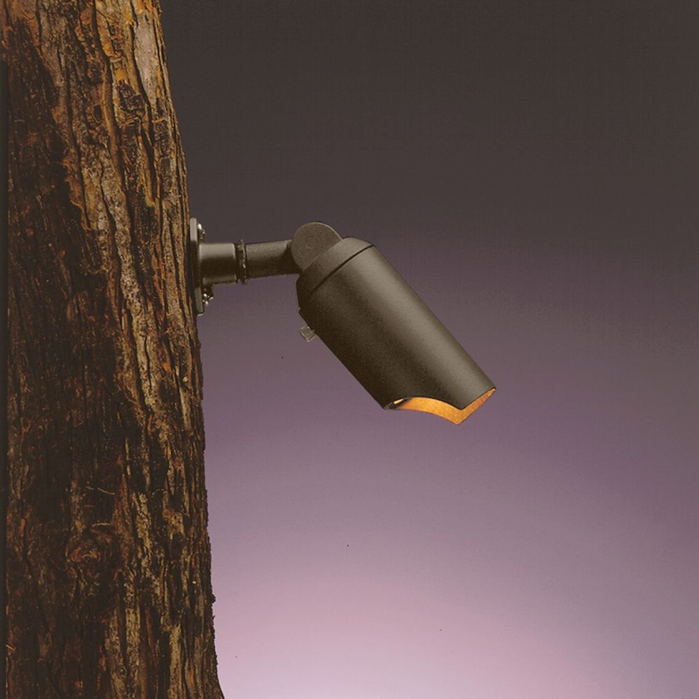Kichler Adjustable Low Voltage Tree Light 15087azt Destination Lighting