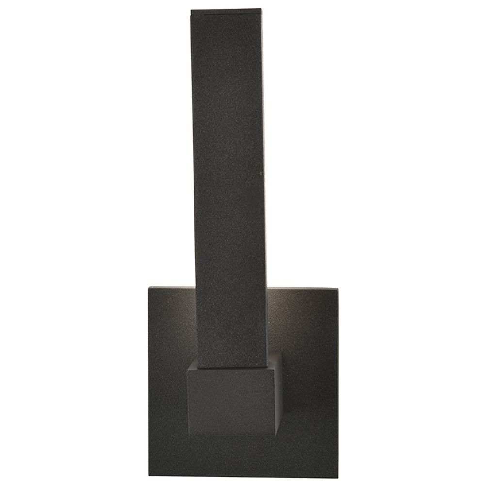 Access lighting vertical bronze led outdoor wall light for Acces vertical