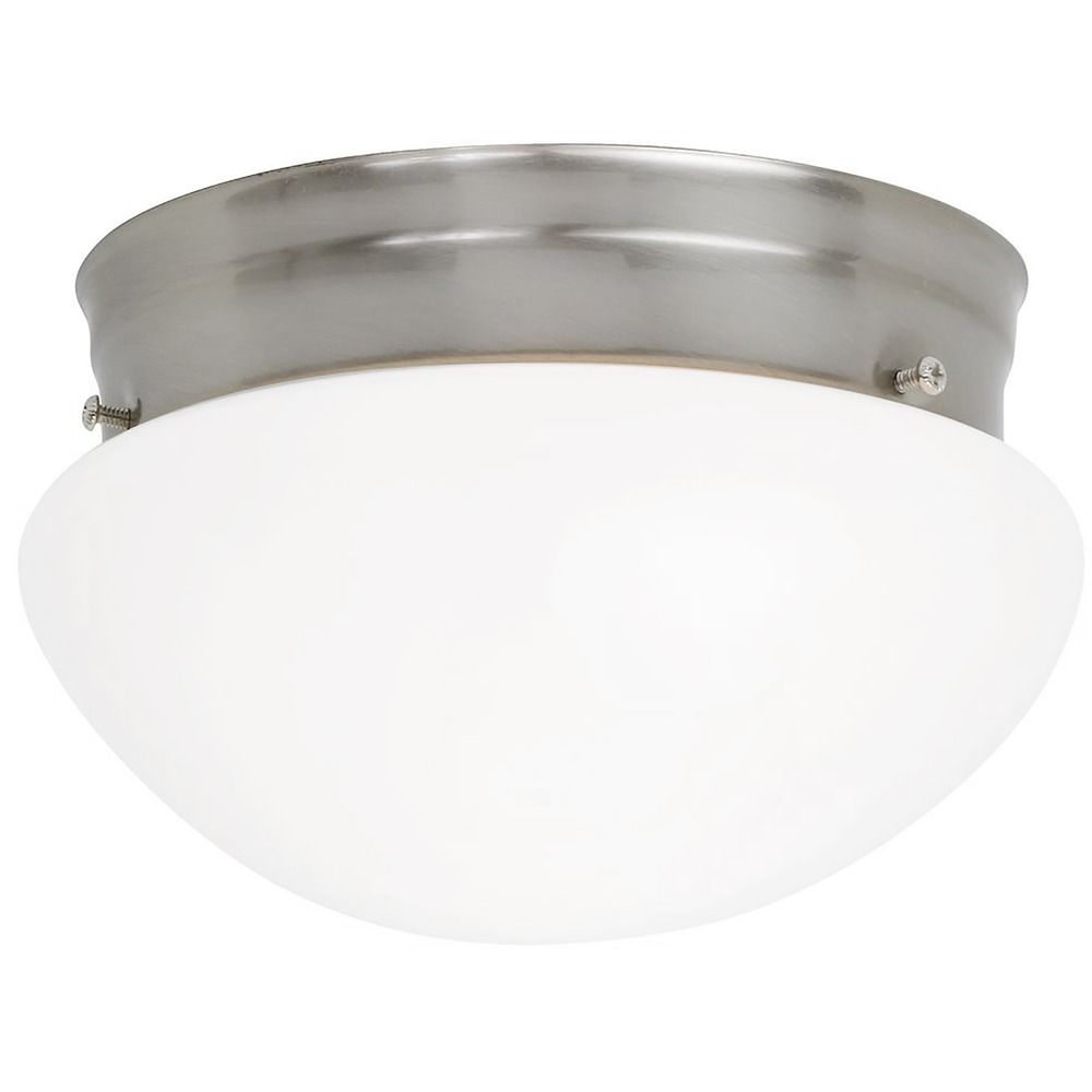 Inch Flushmount Ceiling Light Destination Lighting - Ceiling mount light fixtures for kitchen