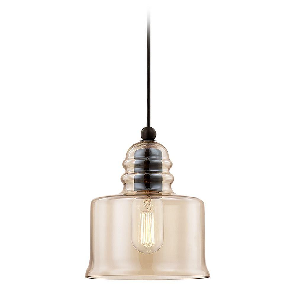 livex lighting art glass mini pendant english bronze mini pendant light with drum shade 40630. Black Bedroom Furniture Sets. Home Design Ideas