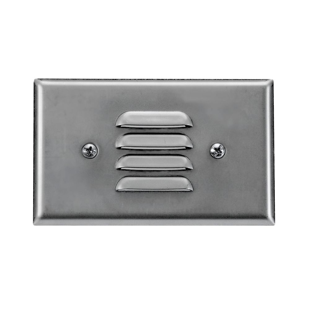 Beautiful Royal Pacific Lighting Mini Louvered LED Recessed Step Light 8908BA Photo Gallery