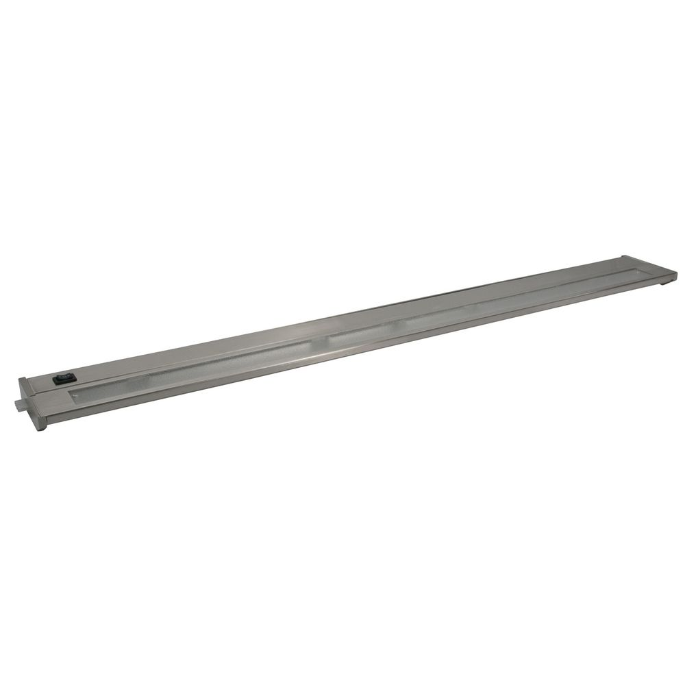 32-Inch Xenon Under Cabinet Light Direct-Wire 2800K 120V Brushed ...