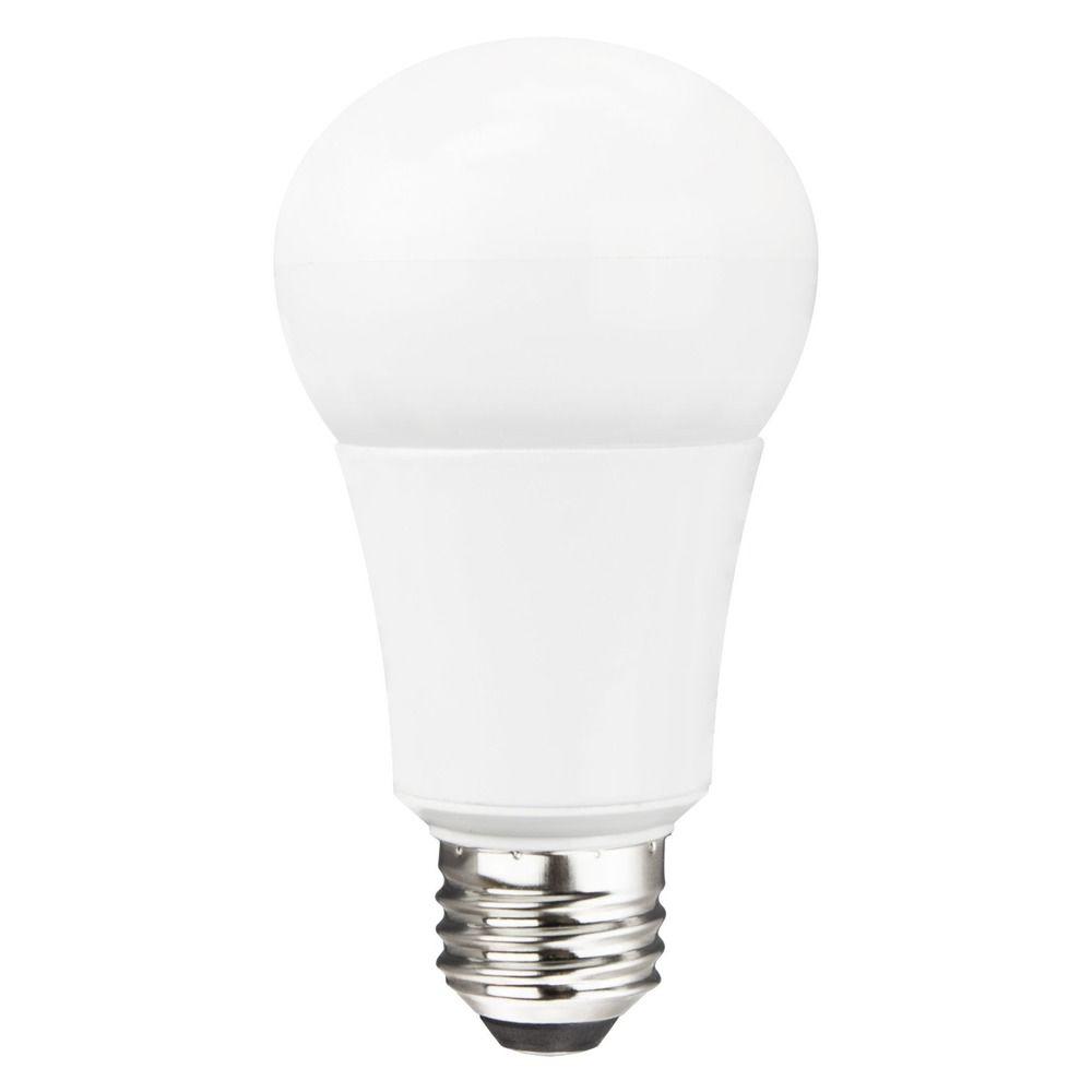 A19 LED Light Bulb - 60-Watt Equivalent - Energy Star ...