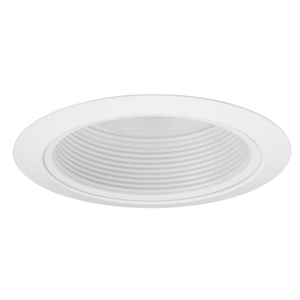 white baffle for 5 inch recessed housing 205w wh. Black Bedroom Furniture Sets. Home Design Ideas