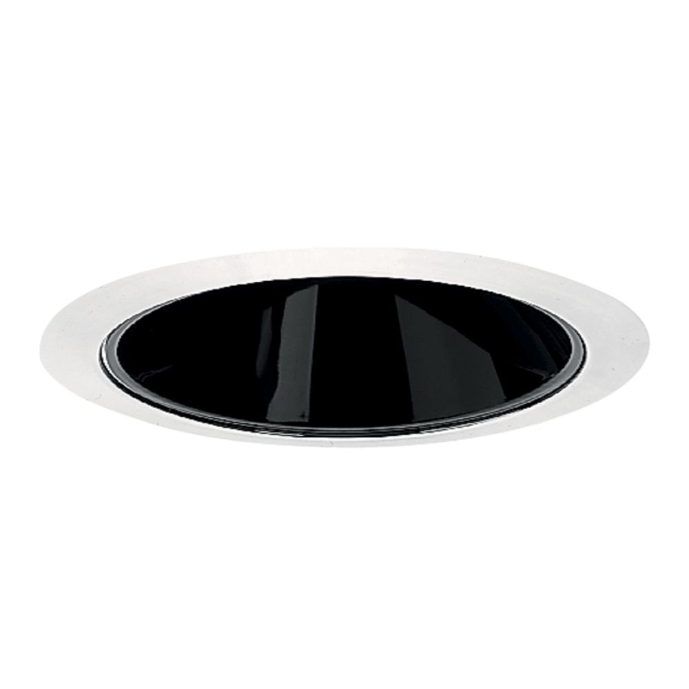 deep cone for 5 inch recessed housing 206b wh. Black Bedroom Furniture Sets. Home Design Ideas