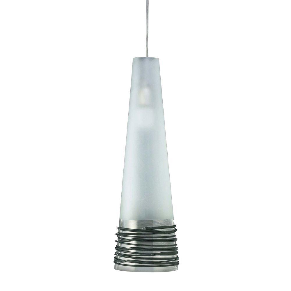 Oggetti lighting 29 103a murano art glass mini pendant for Oggetti lighting