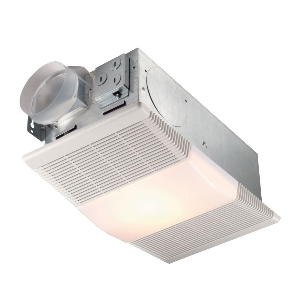 heat light exhaust fan bathroom 70 cfm ventilation fan with heater and light un 665rp 23304