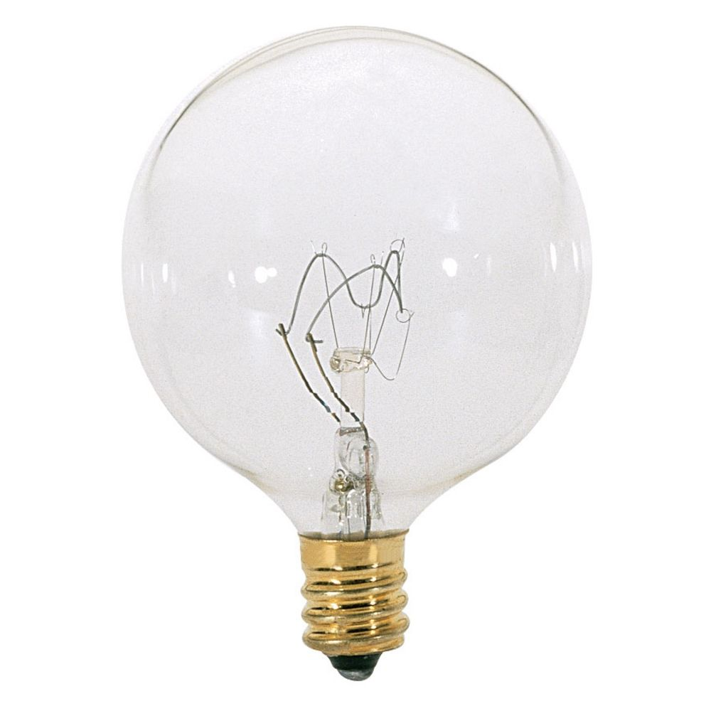 25 Watt Candelabra Light Bulb A3922 Destination Lighting