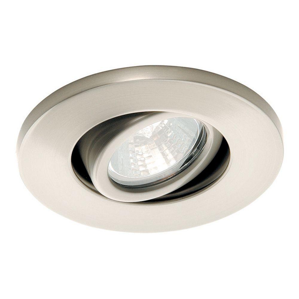 Wac Lighting Brushed Nickel Recessed