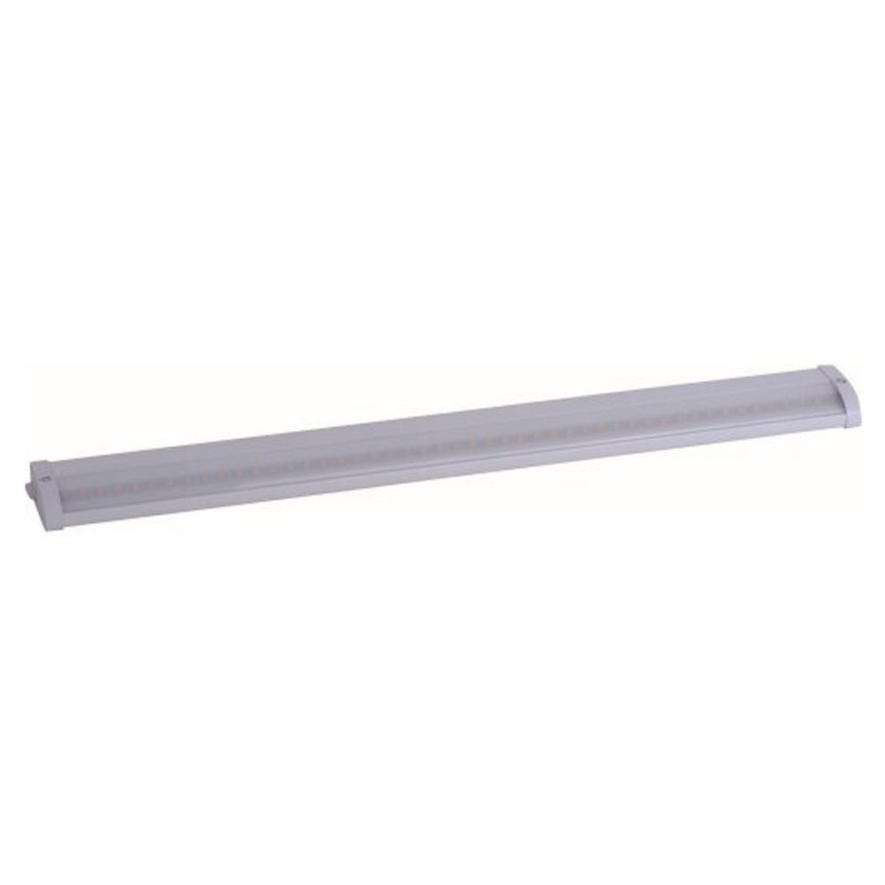 lighting maxim lighting mx l120lo white 21 inch led linear bar light. Black Bedroom Furniture Sets. Home Design Ideas