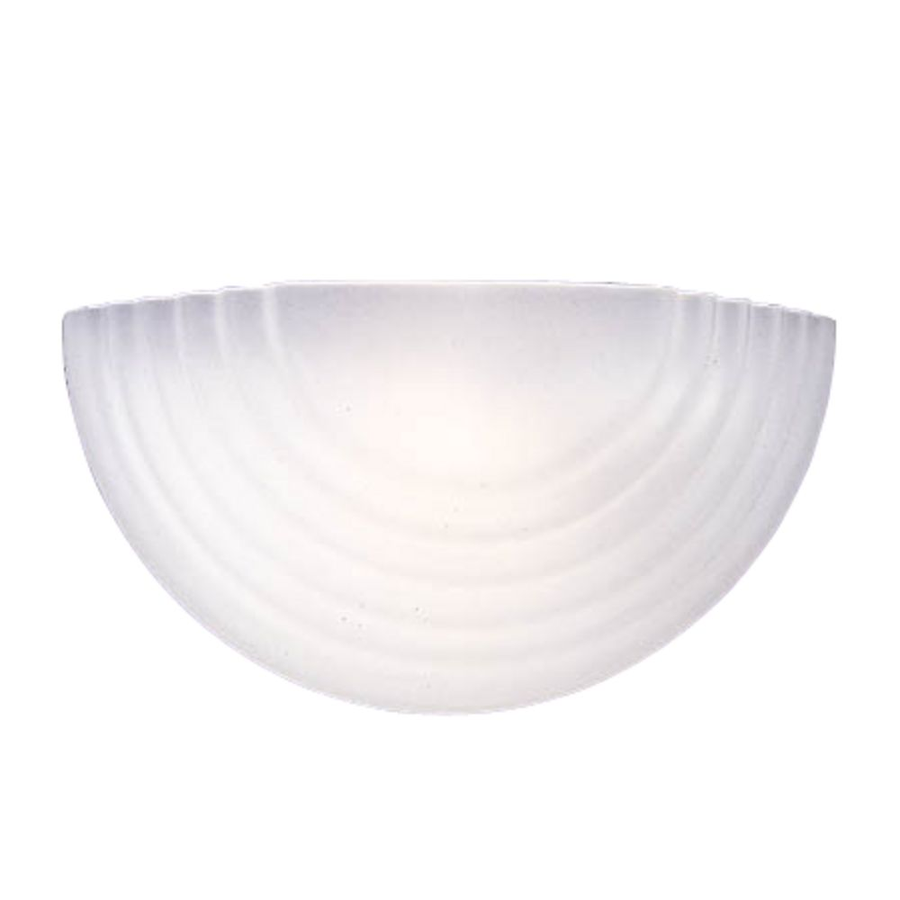 Half Sphere Wall Sconce Light With Etched Glass 4123 15
