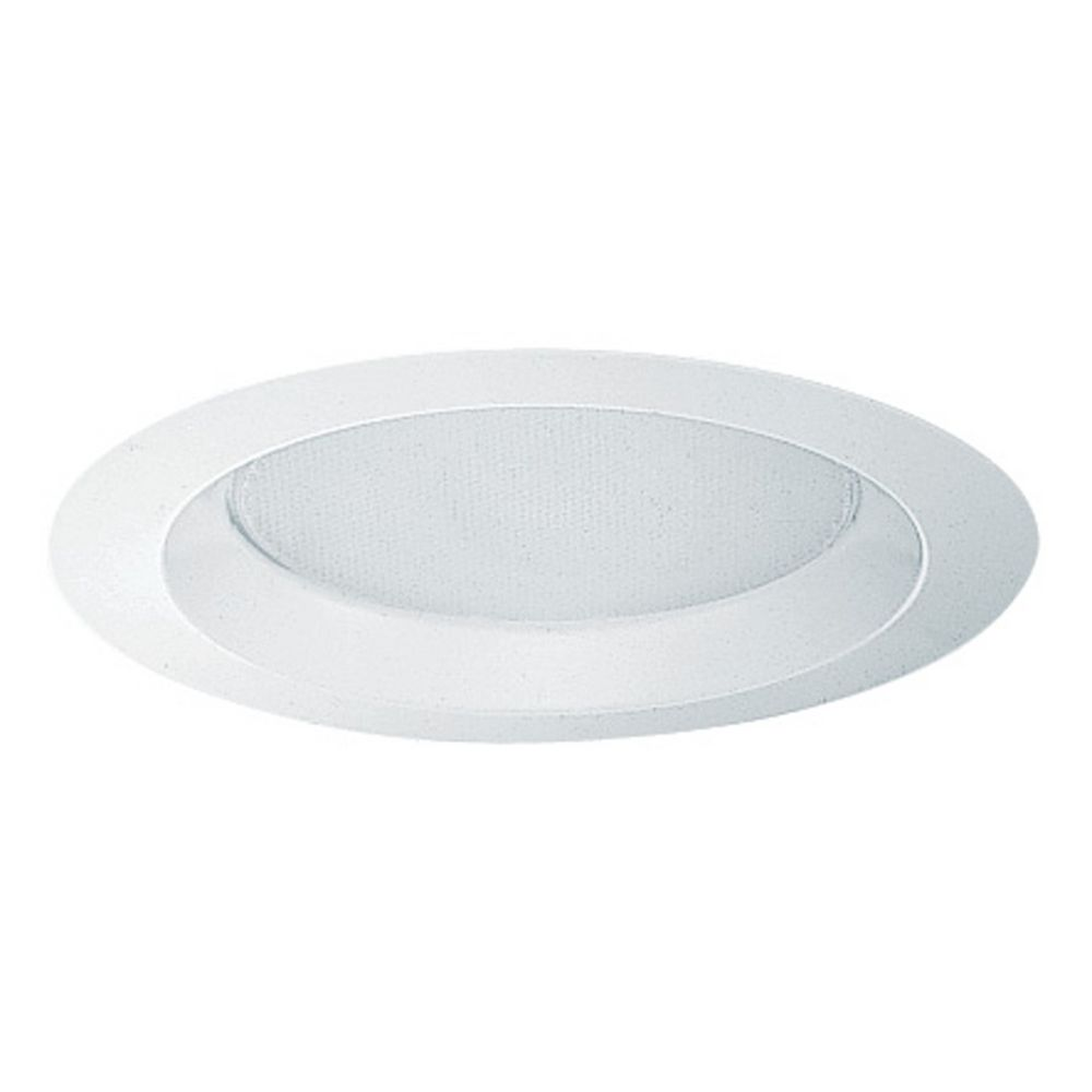 Recessed Lighting Housing For Shower : Albalite shower trim for inch recessed housing wh