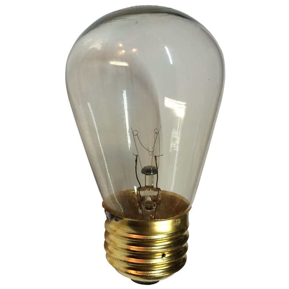 11 Watt Clear S14 Light Bulb 11s14cl Destination Lighting