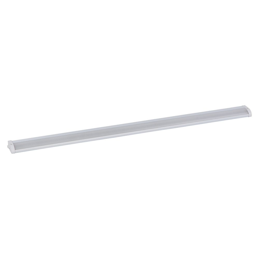lighting maxim lighting mx l120lo white 30 inch led linear bar light. Black Bedroom Furniture Sets. Home Design Ideas