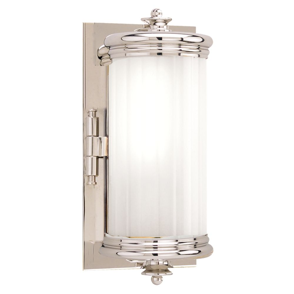 Bristol Polished Nickel Bathroom Light Vertical Mounting Only 951 Pn Destination Lighting