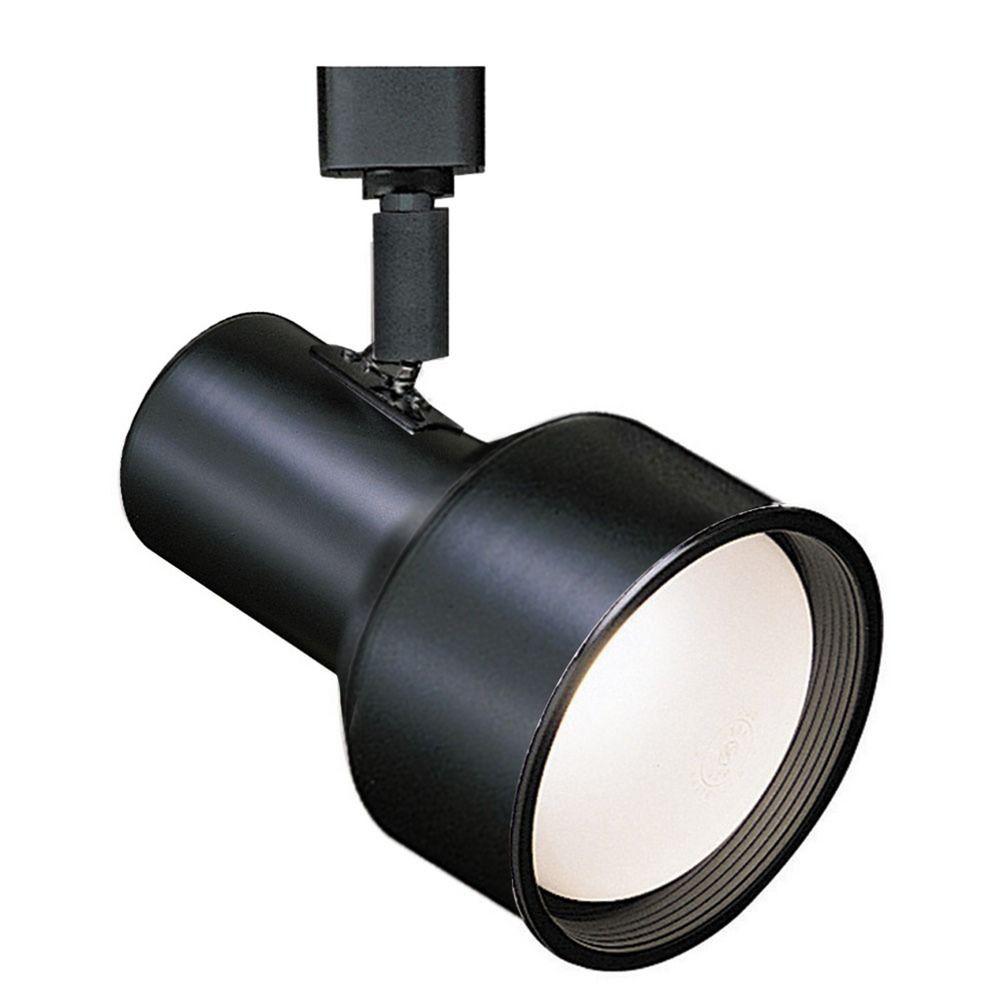 Wac Lighting Black Track Light Head