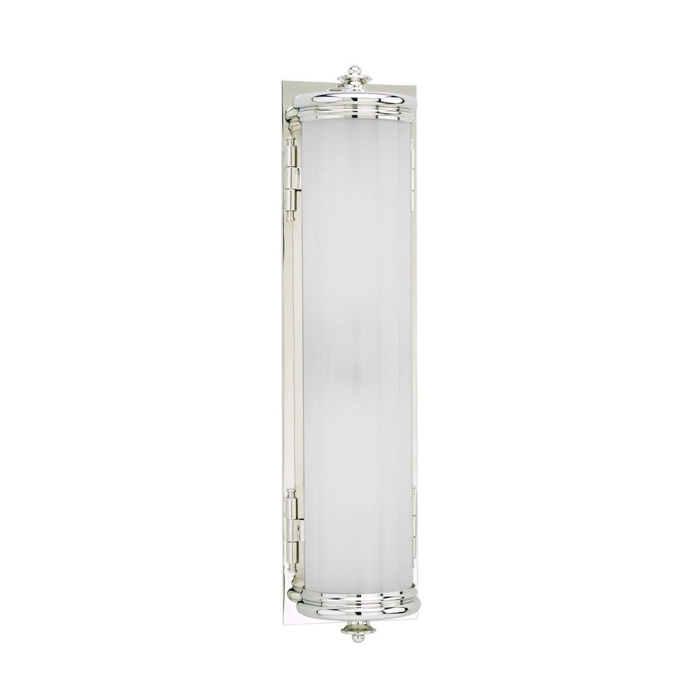 Hudson Valley Lighting Bristol Aged Brass Bathroom Light  Vertical