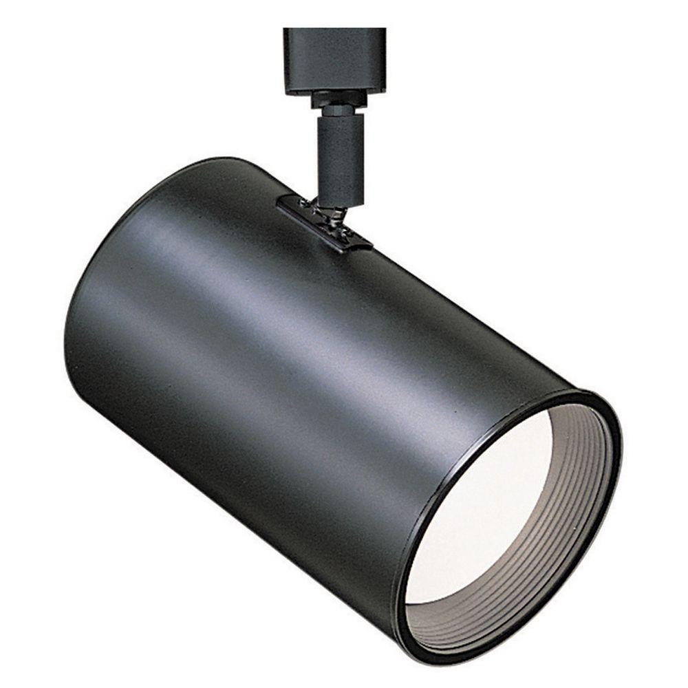 WAC Lighting Black Track Light For H-Track