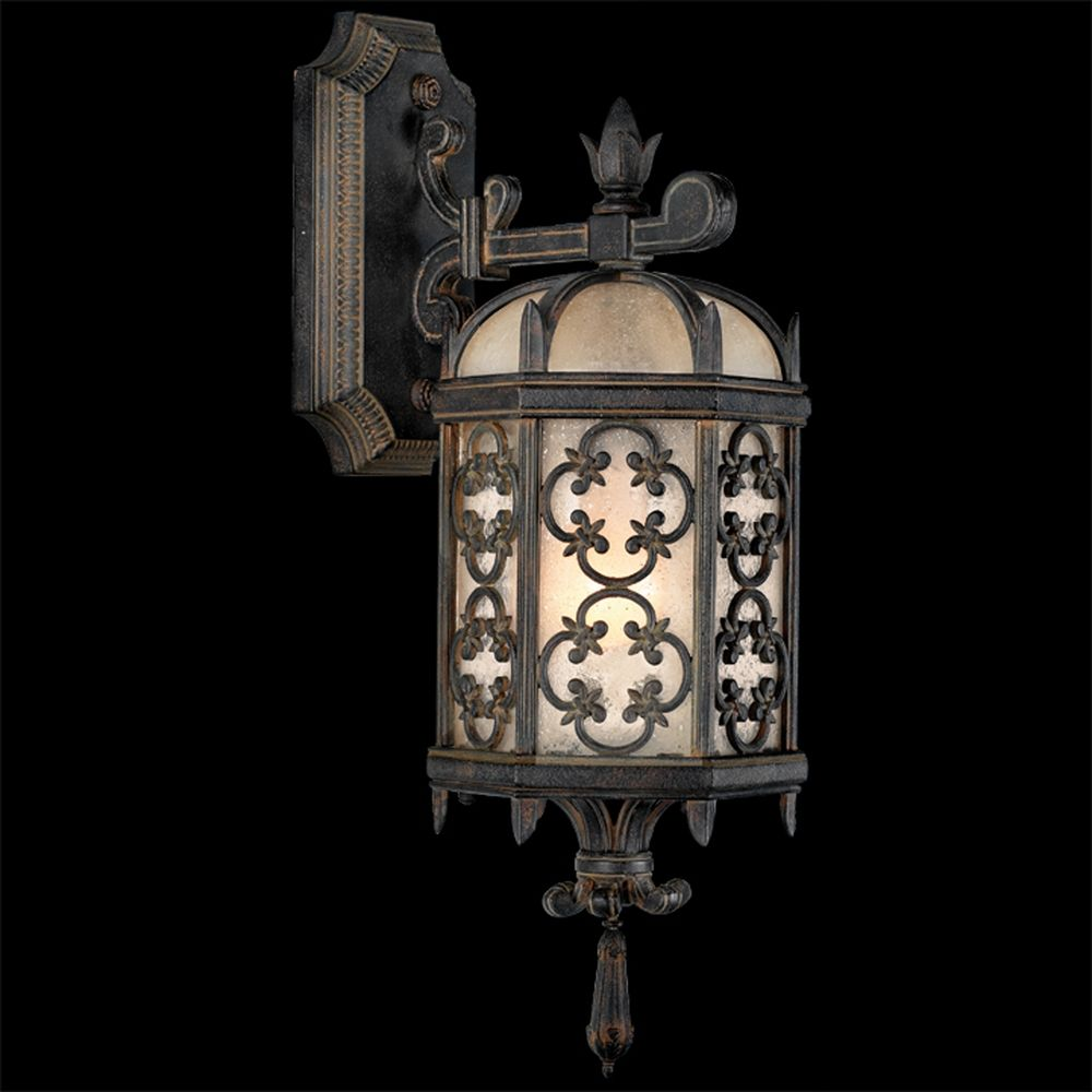 Fine Art Lamps Costa Del Sol Marbella Wrought Iron Outdoor