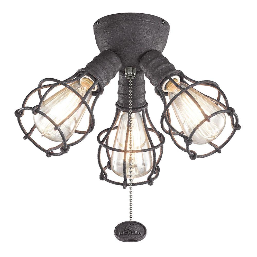 Kichler Lighting Accessory Fan Light Kit
