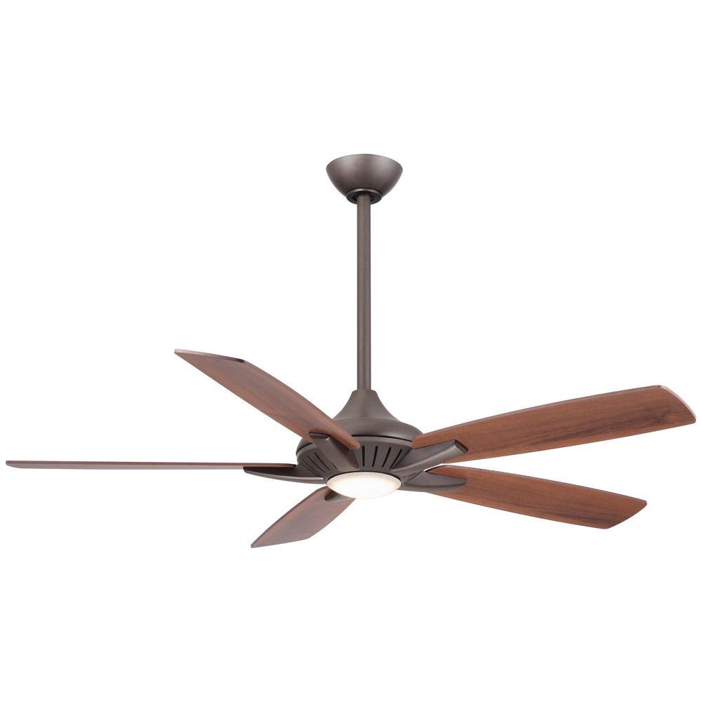 Minka Aire 52 Inch Fans Dyno Oil Rubbed Bronze Led Ceiling Fan