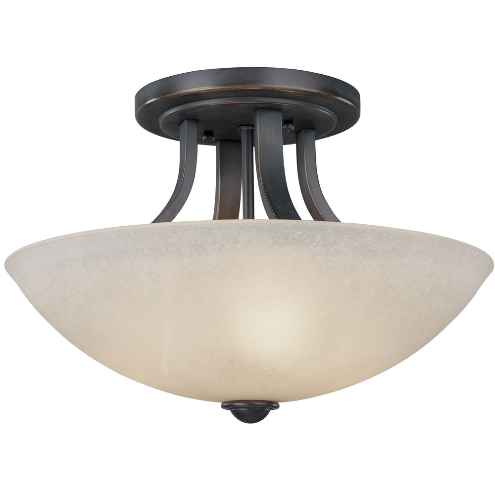 Dolan designs lighting semi flush ceiling light 204 78