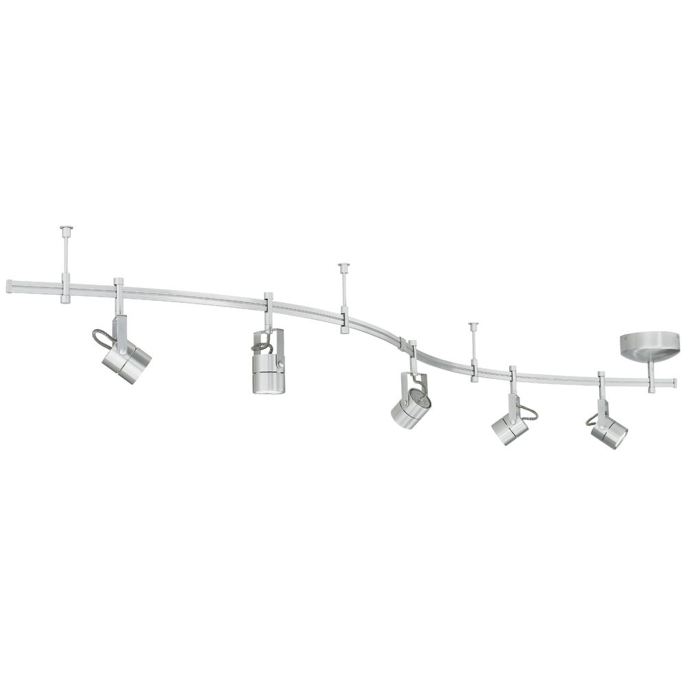 Five Light Rail Kit With Focus Heads 800ral5fcn