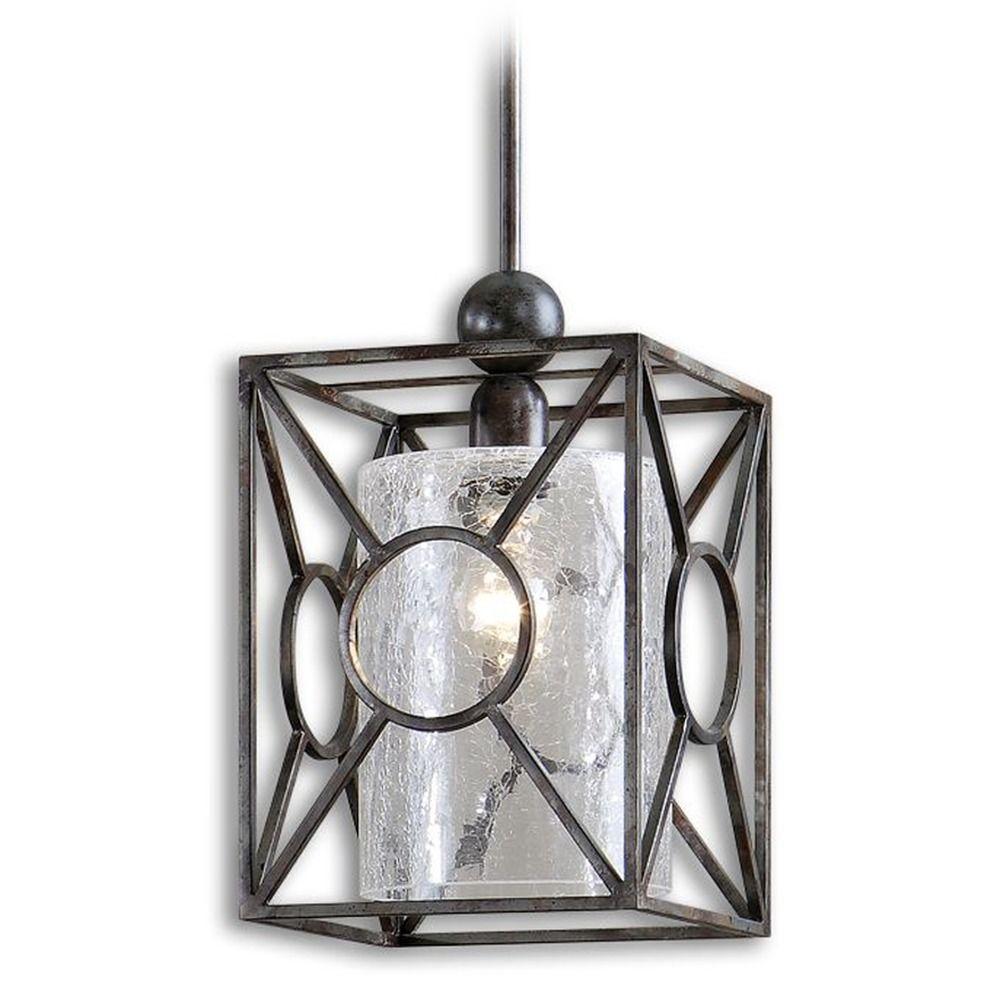 Uttermost arbela 1 light mini pendant 21978 destination lighting uttermost arbela 1 light mini pendant by uttermost lighting aloadofball Image collections