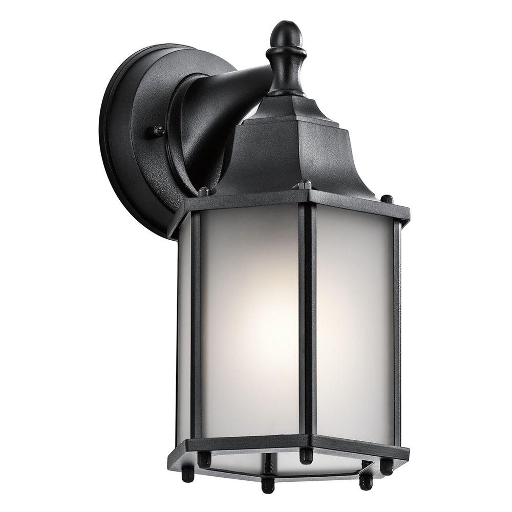 Kichler Lighting Chesapeake Outdoor Wall Light 9774bks