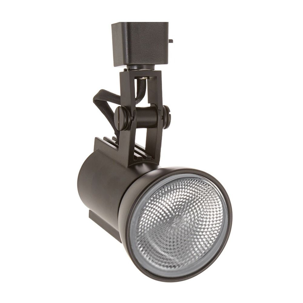 Wac H Track Lighting: WAC Lighting Black Track Light For H-Track
