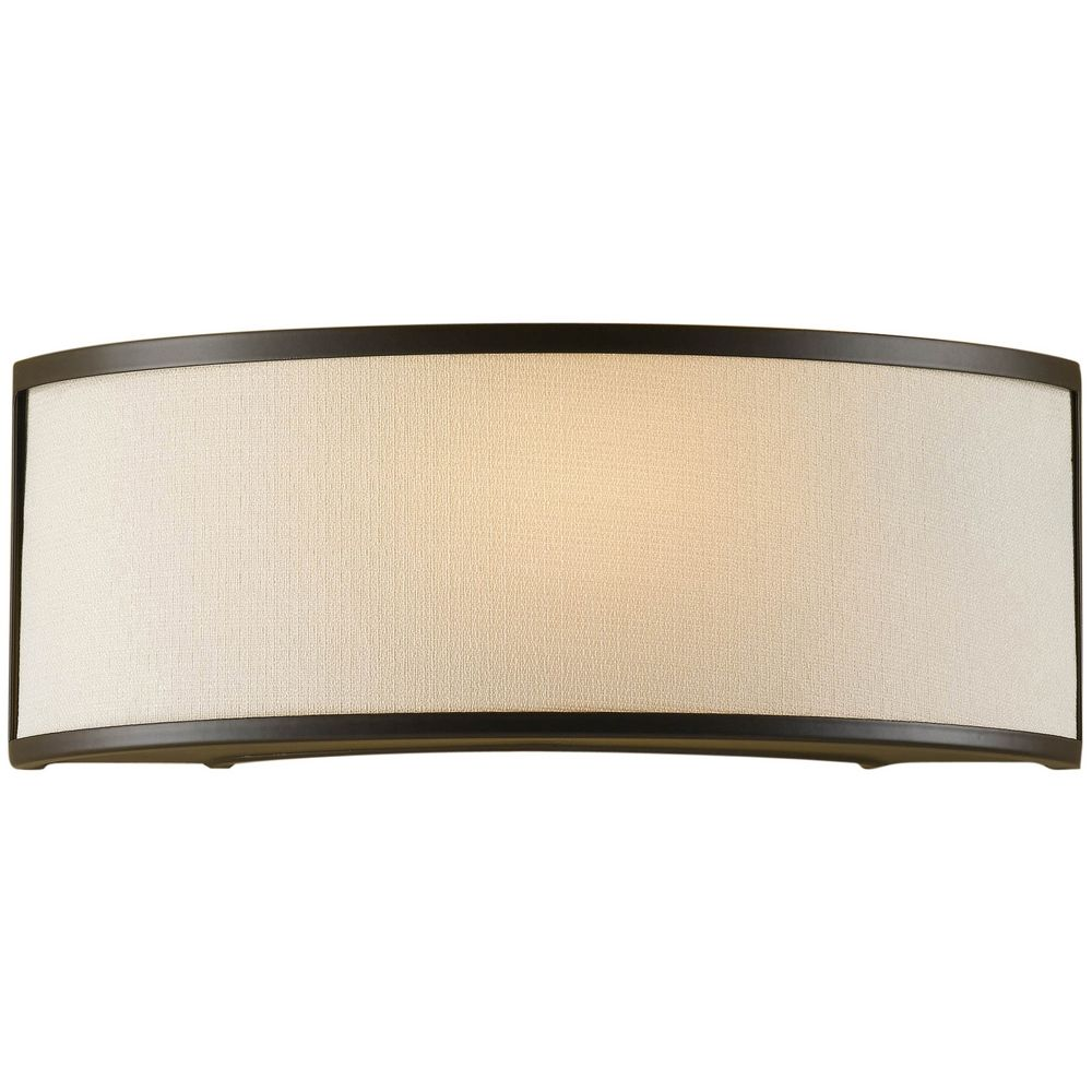 Wall Sconces Bronze Finish : Modern Sconce Wall Light in Oil Rubbed Bronze Finish WB1461ORB Destination Lighting