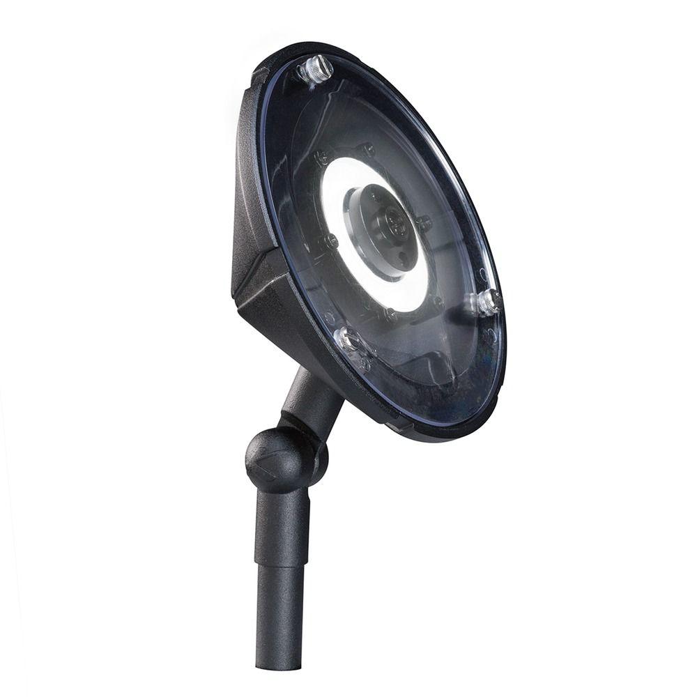 Spot Lights Flood Lights: Kichler Lighting Textured Black LED Flood