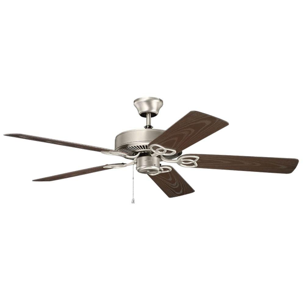 Kichler Lighting Basics Ceiling Fan Without Light 401ni