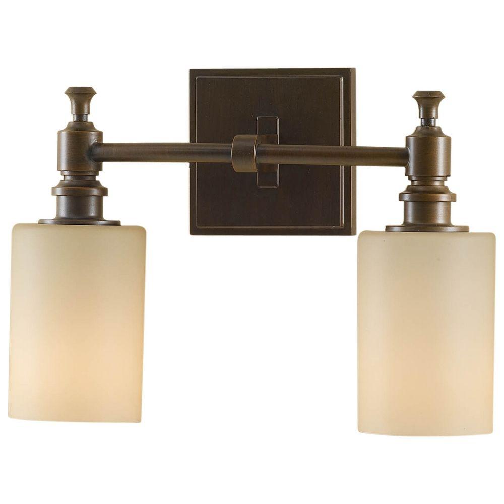 Modern Bathroom Light in Heritage Bronze Finish VS16102-HTBZ Destination Lighting