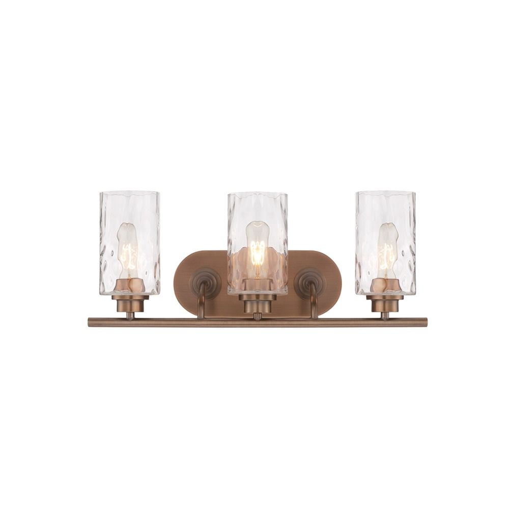 Elegant  Lighting 4Light Monrovia Antique Brass Bathroom Vanity Light At Lowes