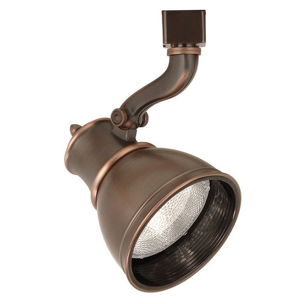 Wac H Track Lighting: WAC Lighting Antique Bronze Track Light For H-Track