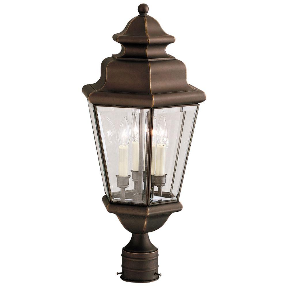 Kichler Lights Outdoor: Kichler Outdoor Post Light