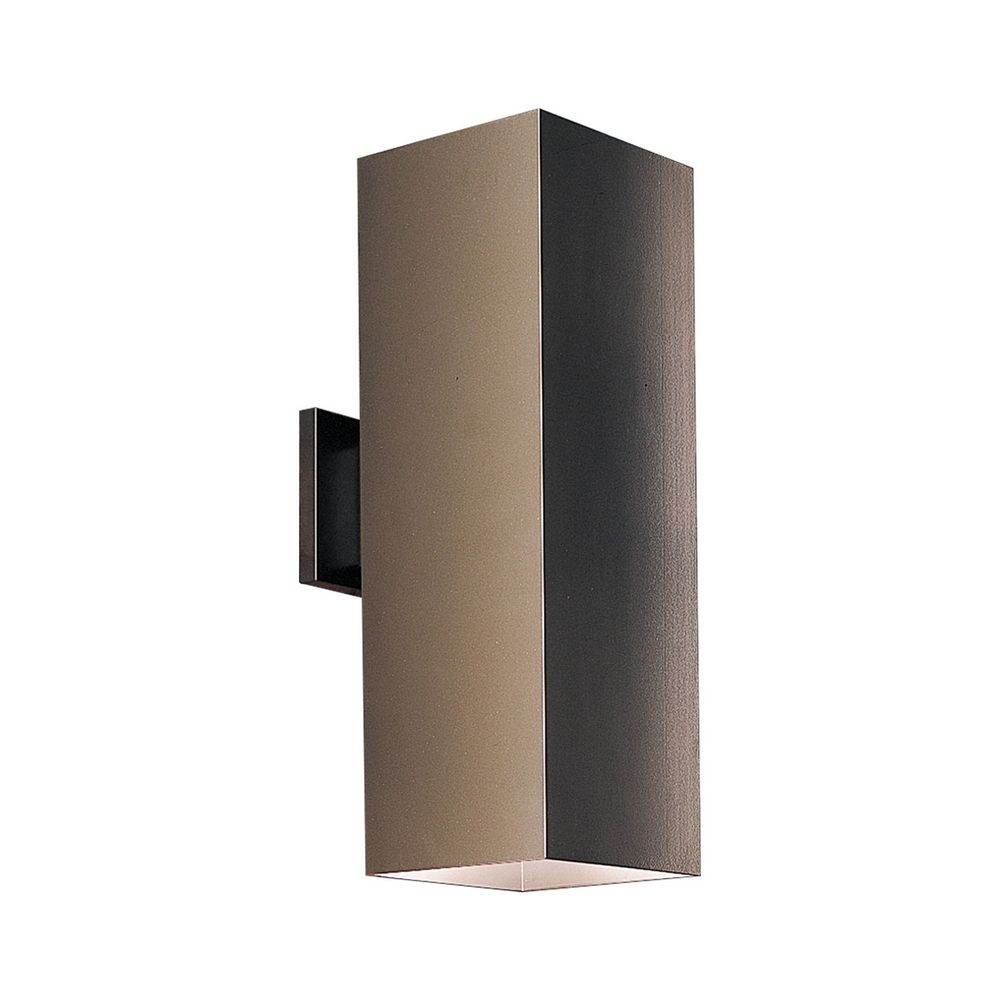 Bronze Finish Wall Lights : Progress Outdoor Wall Light in Antique Bronze Finish P5644-20 Destination Lighting
